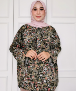 kaftan blouse