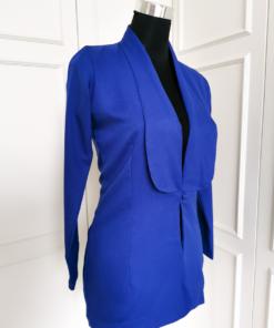Staple Blazer Royal Blue